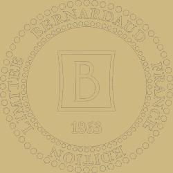 Bernardaud Limited edition sticker